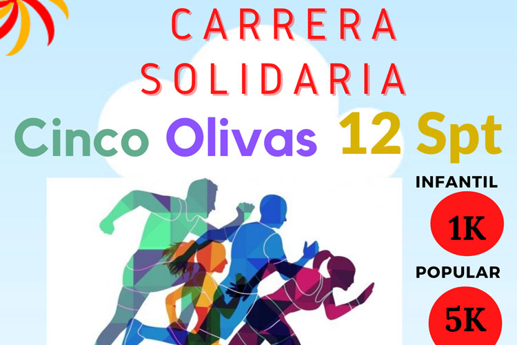 Carrera Cinco Olivas
